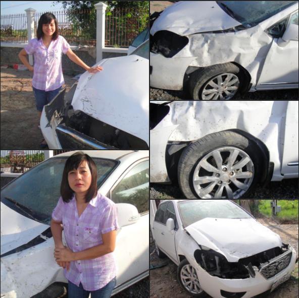HOT showbiz: Nghệ sĩ Cát Phượng bỗng nhắc lại tai nạn xe cách đây 6 năm gây xôn xao - Ảnh 1.