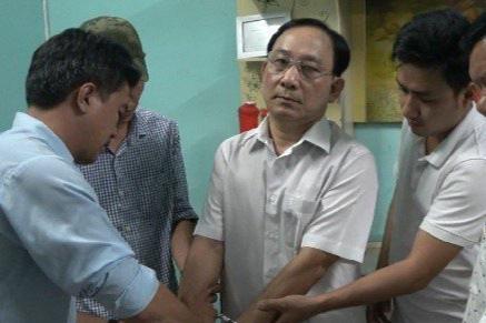 """Nhân chứng vụ án mạng Giám đốc Bệnh viện Cai Lậy bị tình nghi liên quan: """"Tôi không nghĩ là đâm nhầm"""" - Ảnh 2."""