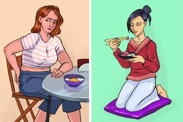 5 lý do người Nhật Bản thường ngồi bệt xuống sàn để ăn - Ảnh 3.