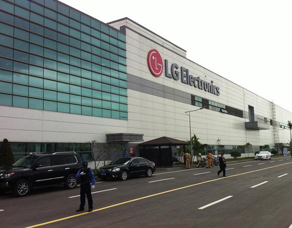 Thực hư thông tin LG rao bán nhà máy tại Hải Phòng - Ảnh 1.