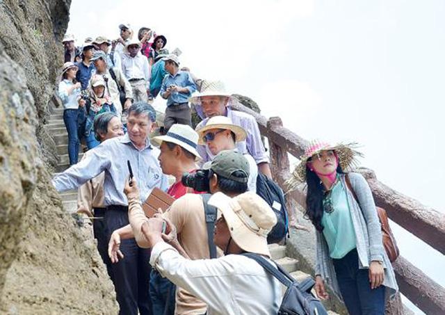 Quảng Ngãi: Sau khi tốn 22 tỷ đồng tỉnh muốn dừng Đề án Công viên địa chất toàn cầu?  - Ảnh 3.