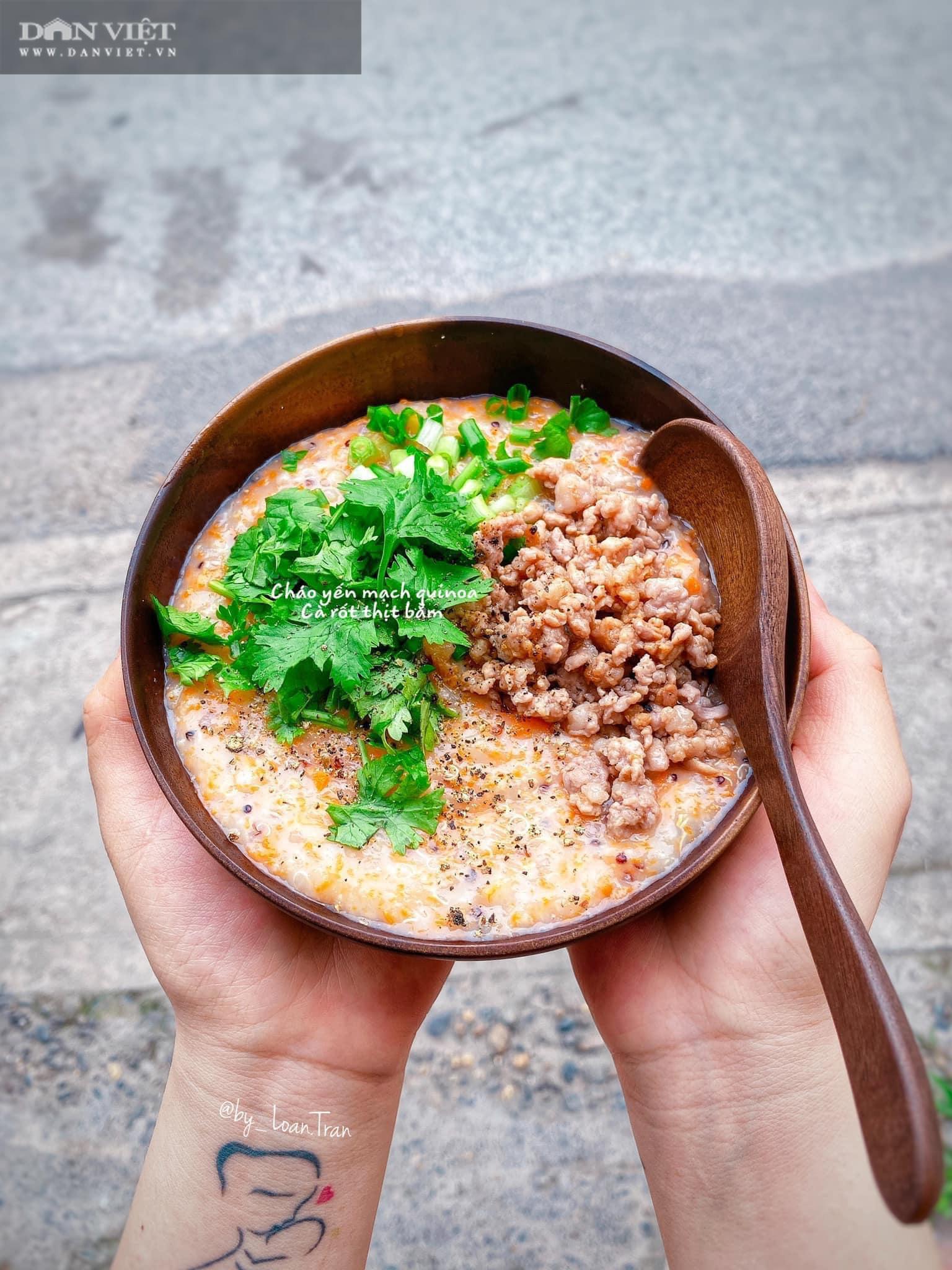 Gợi ý 4 món ngon đủ dinh dưỡng cho bữa sáng tại nhà - Ảnh 2.