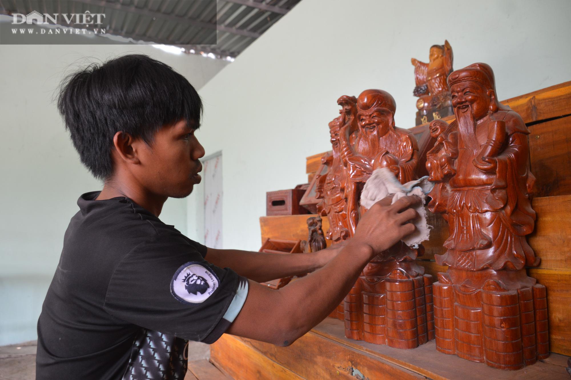 Cà Mau: Ấp Khmer chỉ có 2 hộ nghèo, nhiều mô hình làm ăn cho thu nhập cao - Ảnh 5.