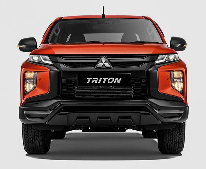 Mitsubishi Triton Athlete 2021