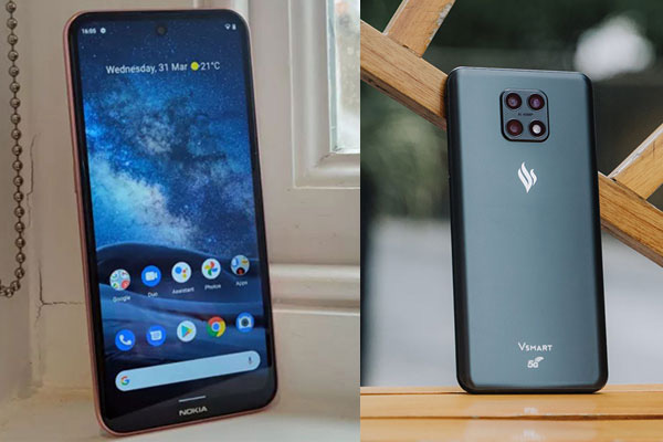 So sánh Nokia X20 và Vsmart Aris 5G: Chọn đồ ngoại hay đồ nội? - Ảnh 5.