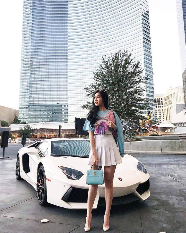 Con gái ông trùm buôn xe Sài Gòn xinh như mộng, lên báo Mỹ, hé lộ thu nhập - Ảnh 9.