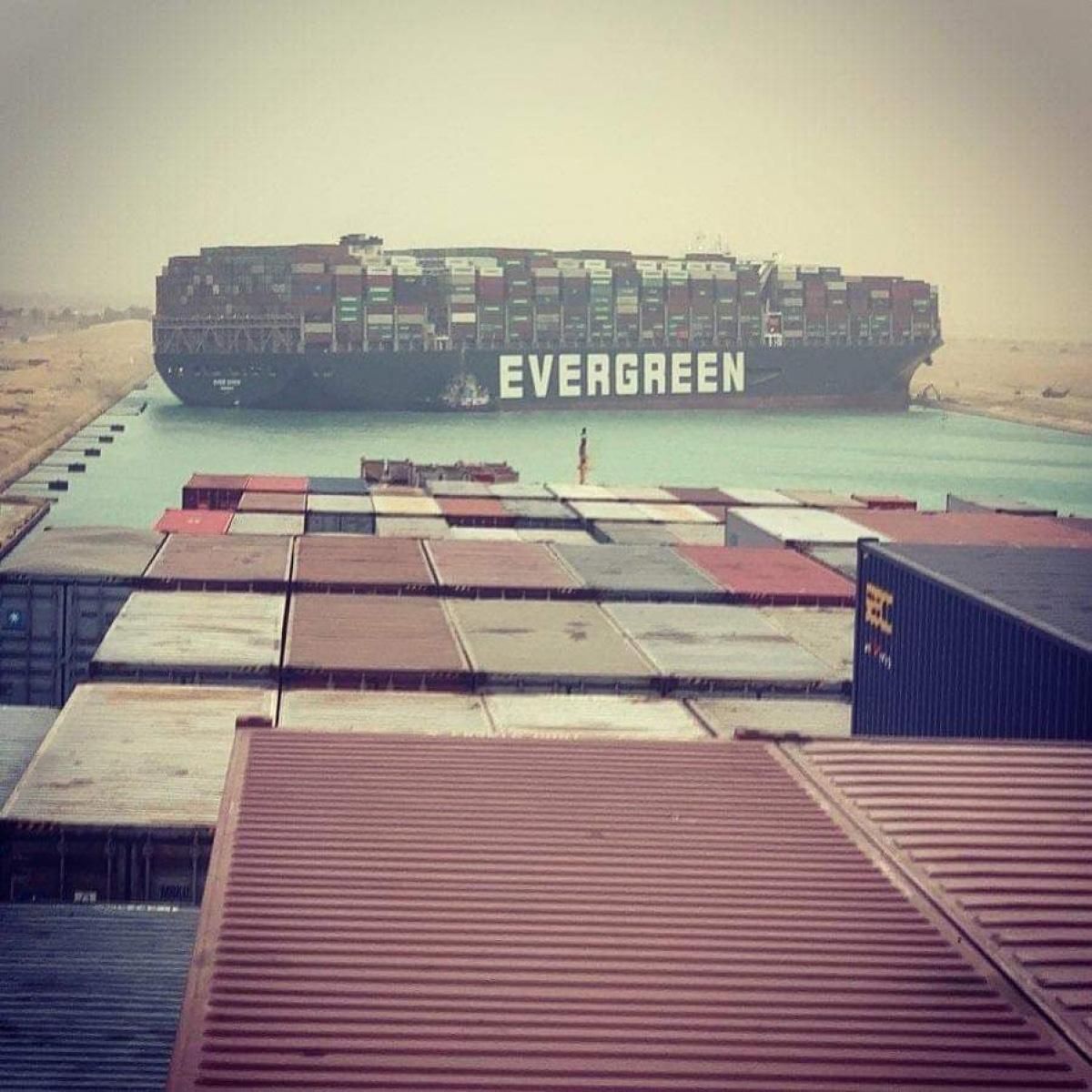 Những cuộc khủng hoảng nào từng khiến kênh đào Suez phải đóng cửa? - Ảnh 2.
