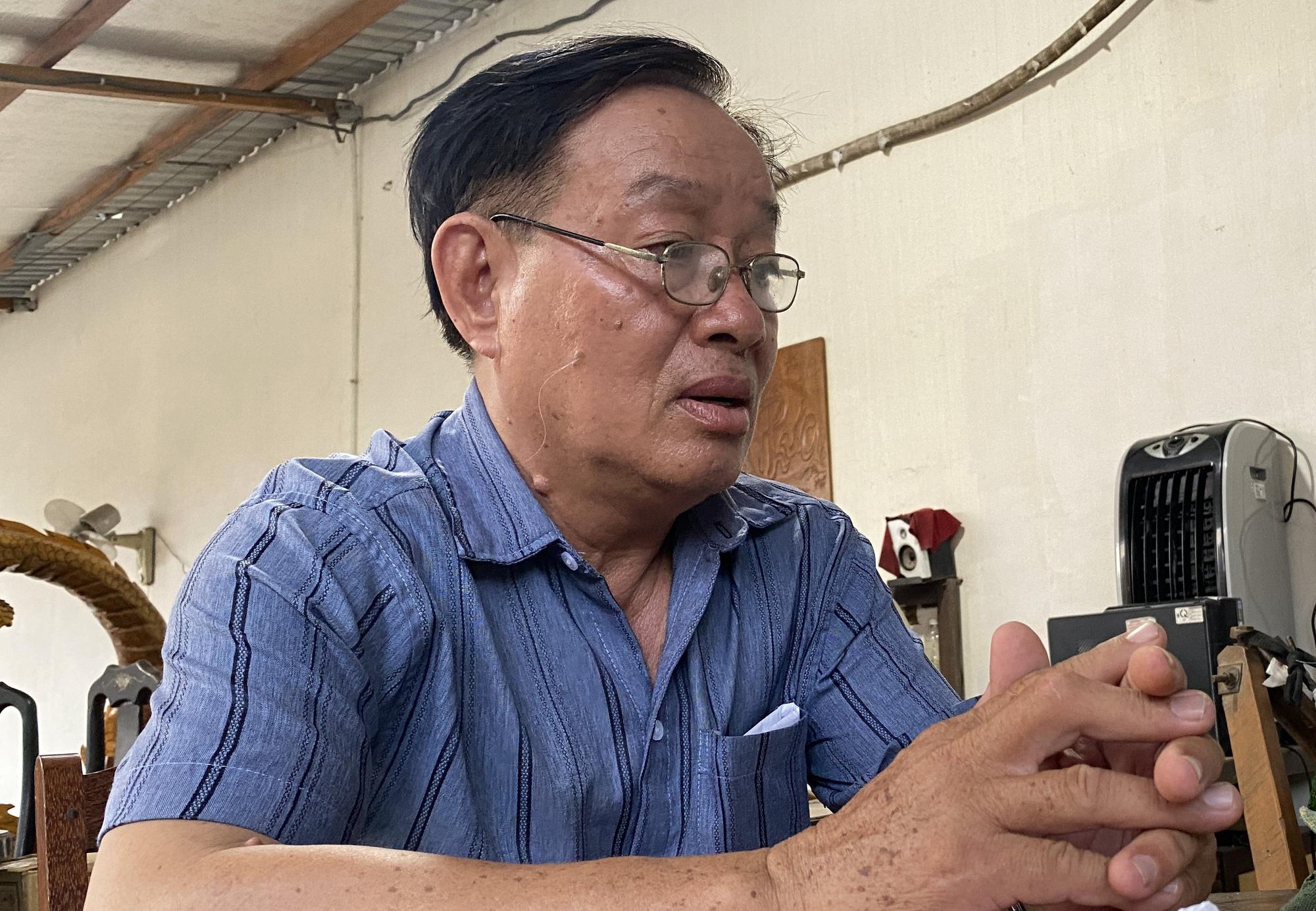 """Nhân chứng vụ án mạng Giám đốc Bệnh viện Cai Lậy bị tình nghi liên quan: """"Tôi không nghĩ là đâm nhầm"""" - Ảnh 1."""