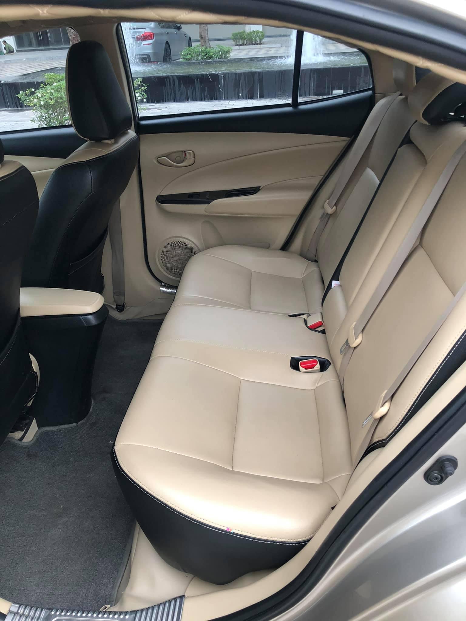 Toyota Vios số sàn đời 2018 màu vàng cát, đẹp như mới, rao bán giá ngỡ ngàng - Ảnh 5.