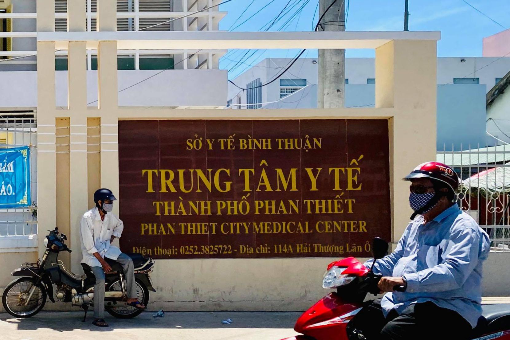 Truy tố dàn nguyên lãnh đạo Trung tâm Y tế thành phố Phan Thiết - Ảnh 1.