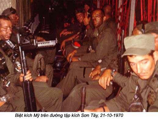 Trận đột kích đầu tiên và duy nhất ra miền Bắc Việt Nam của quân đội Mỹ - Ảnh 8.