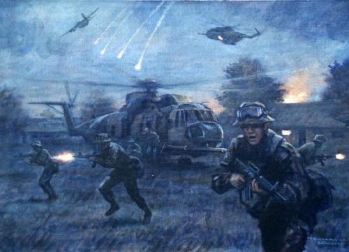 Trận đột kích đầu tiên và duy nhất ra miền Bắc Việt Nam của quân đội Mỹ - Ảnh 15.