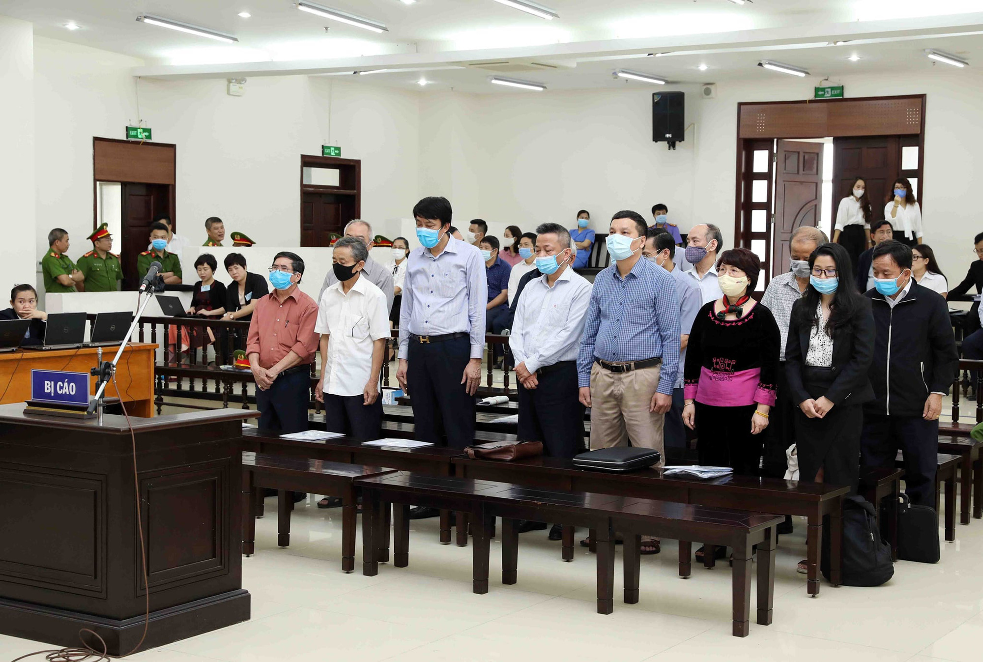 Cựu Chủ tịch Tổng Công ty thép Việt Nam: Trách nhiệm chắc do tòa quyết - Ảnh 2.