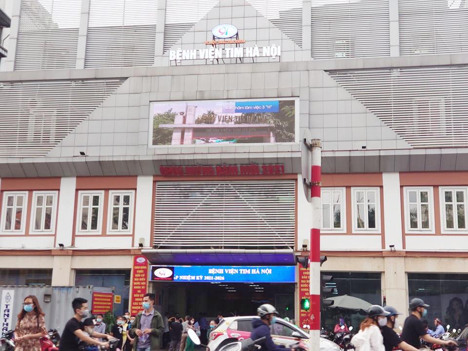 GĐ BV Tim Hà Nội nói gì khi Bộ Công an xác minh vụ việc liên quan mua sắm thiết bị? - Ảnh 1.