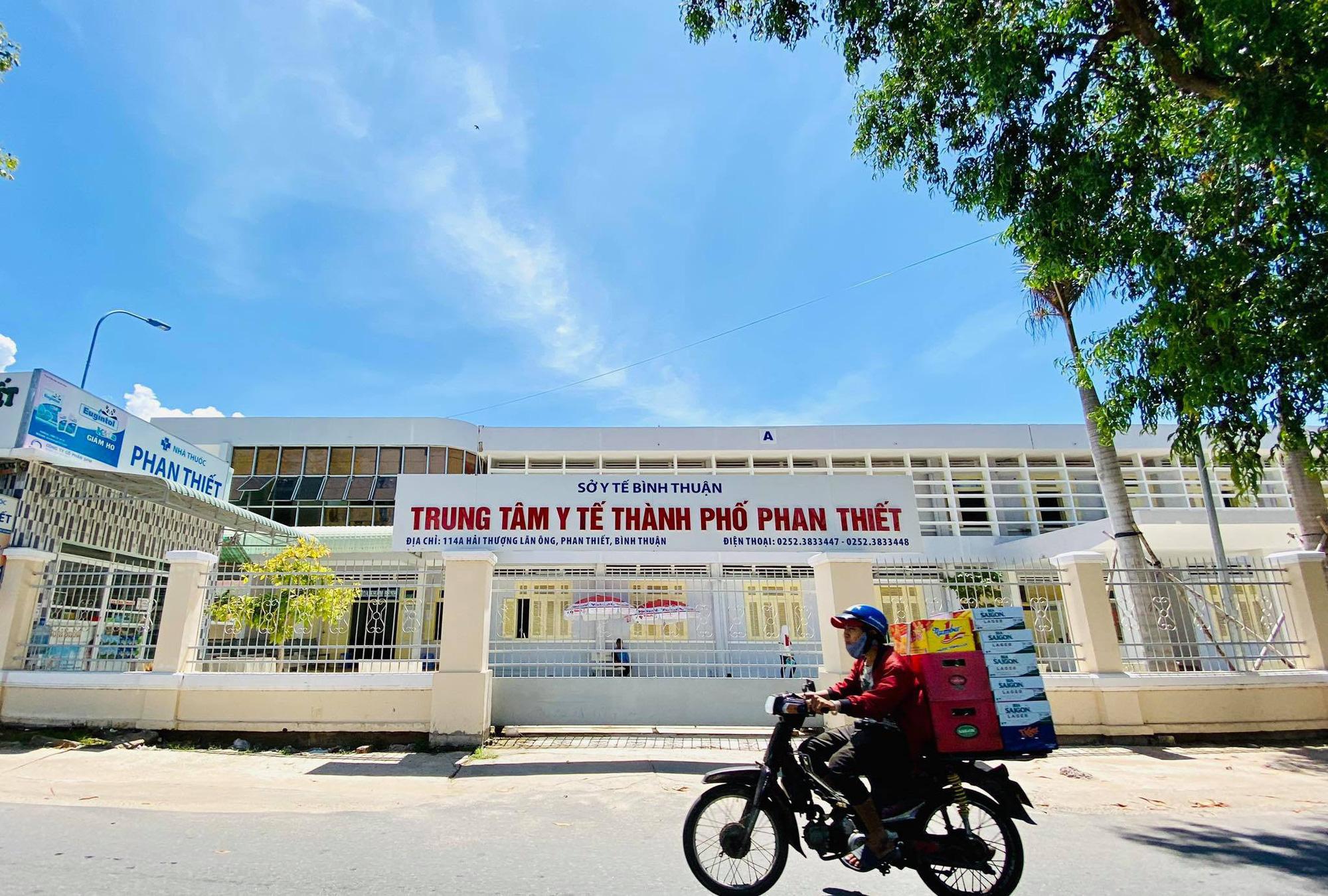 Truy tố dàn nguyên lãnh đạo Trung tâm Y tế thành phố Phan Thiết - Ảnh 2.