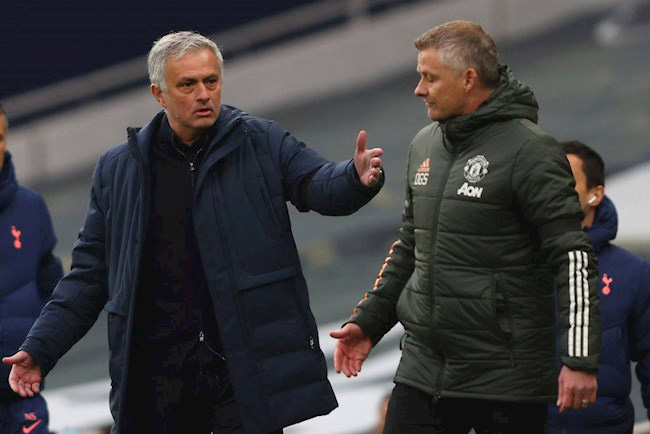 Tottenham thua M.U, HLV Mourinho bất phục, chỉ trích Solskjaer - Ảnh 2.