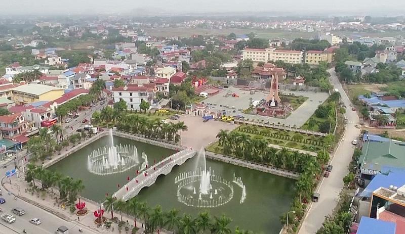 Phổ Yên - Thái Nguyên: Đầu tư trên 500 tỷ đồng xây dựng quần thể văn hóa - thể thao - công viên cây xanh - Ảnh 1.