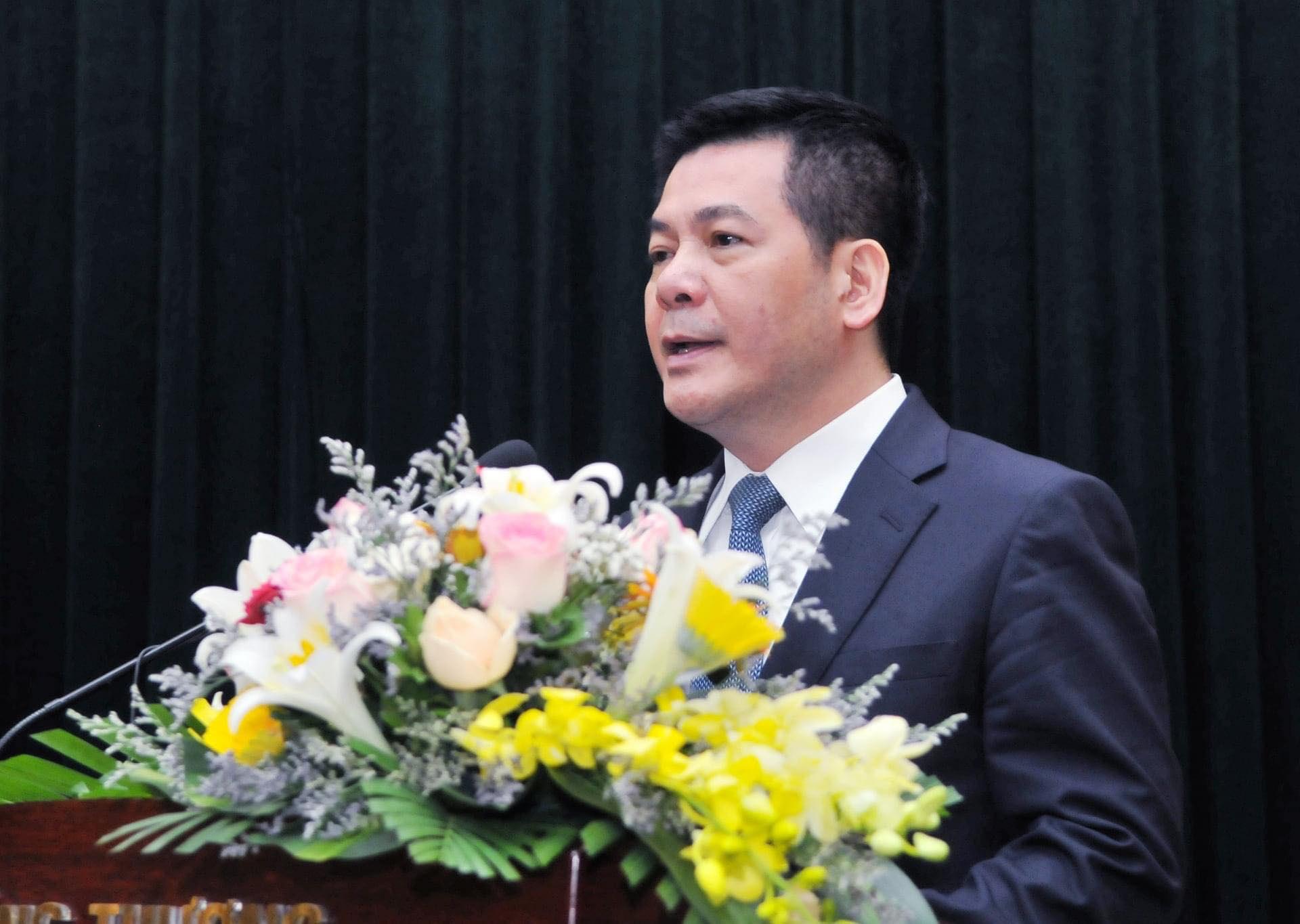 """Tân Bộ trưởng Công Thương Nguyễn Hồng Diên: """"Trước vấn đề nhạy cảm sẽ quyết theo đa số"""" - Ảnh 1."""