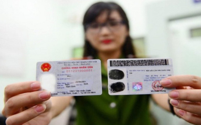Thời hạn sử dụng thẻ Căn cước công dân gắn chip là bao lâu? - Ảnh 1.
