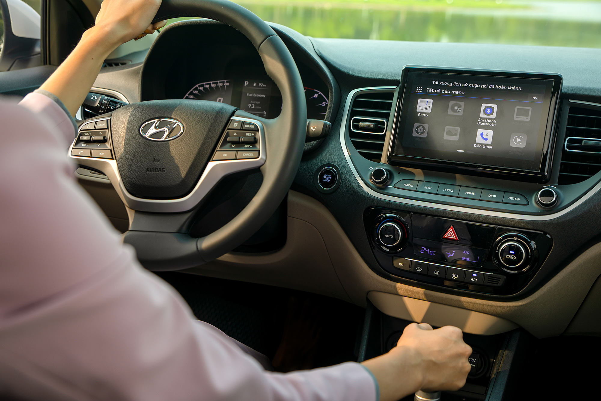 TC MOTOR công bố kết quả bán hàng Hyundai tháng 3/2021 - Ảnh 1.