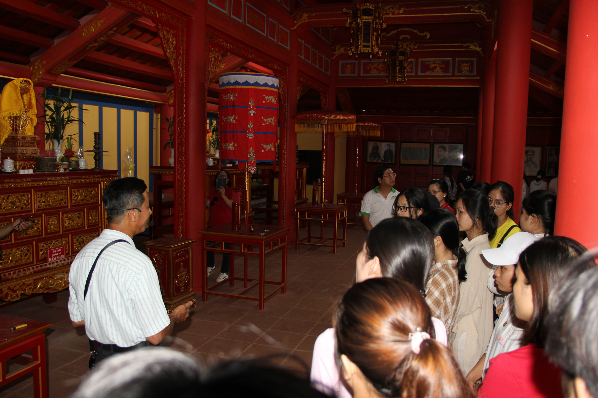 Khám phá tour du lịch học tập chỉ với 250.000 đồng ở Quảng Trị - Ảnh 8.