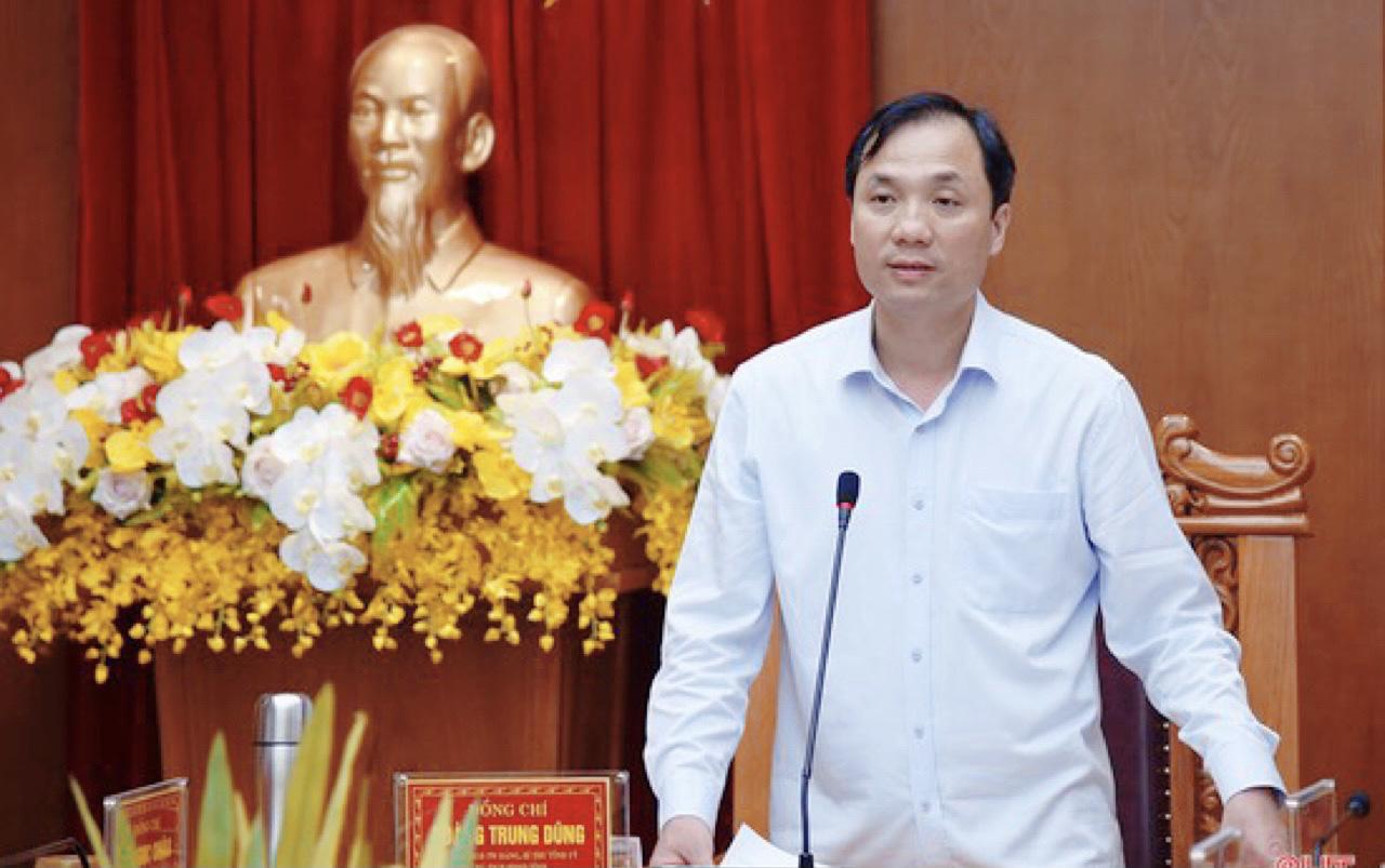 Từ hỗ trợ 84 xã xây dựng NTM, Bí thư Hà Tĩnh mong khơi dậy sức sáng tạo đoàn viên các cấp công đoàn