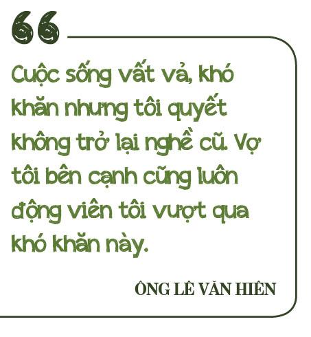 Dân Việt Trò Chuyện: Thợ săn buông súng chuộc lỗi với rừng già - Ảnh 6.