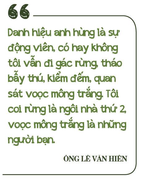 Dân Việt Trò Chuyện: Thợ săn buông súng chuộc lỗi với rừng già - Ảnh 10.
