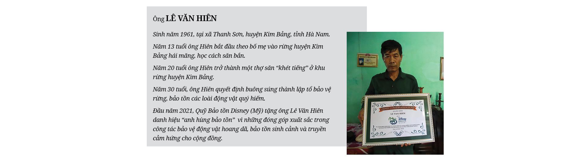 Dân Việt Trò Chuyện: Thợ săn buông súng chuộc lỗi với rừng già - Ảnh 12.