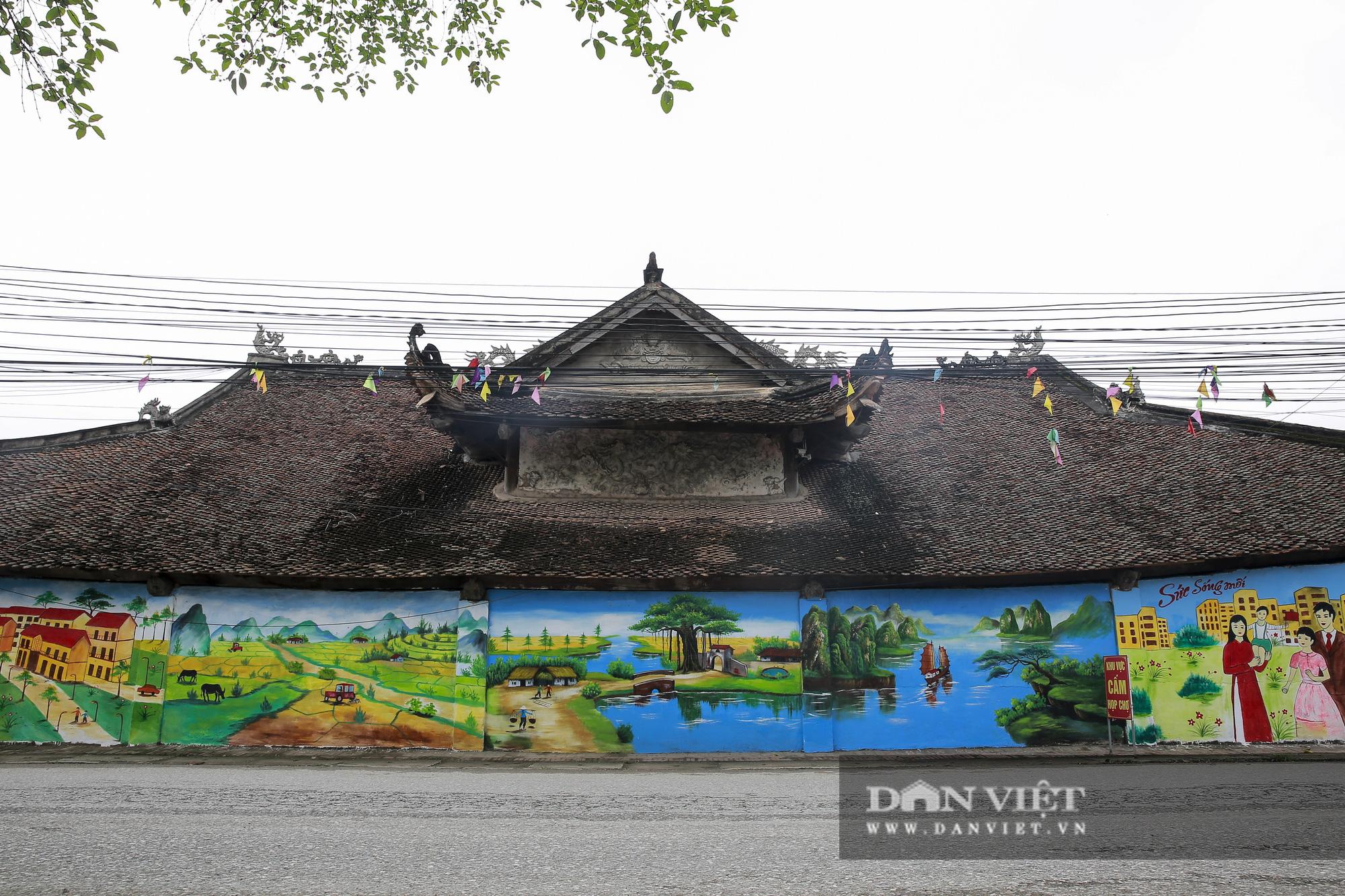 Đình làng cổ gần 200 năm tuổi tại Vĩnh Phúc bị xâm phạm cảnh quan di tích lịch sử  - Ảnh 10.