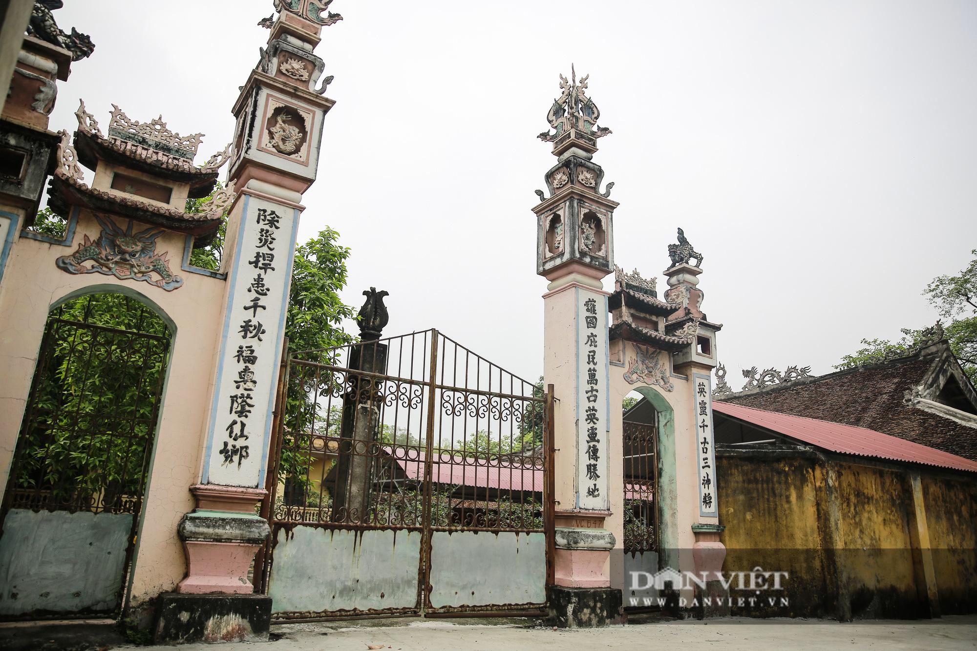 Đình làng cổ gần 200 năm tuổi tại Vĩnh Phúc bị xâm phạm cảnh quan di tích lịch sử  - Ảnh 7.