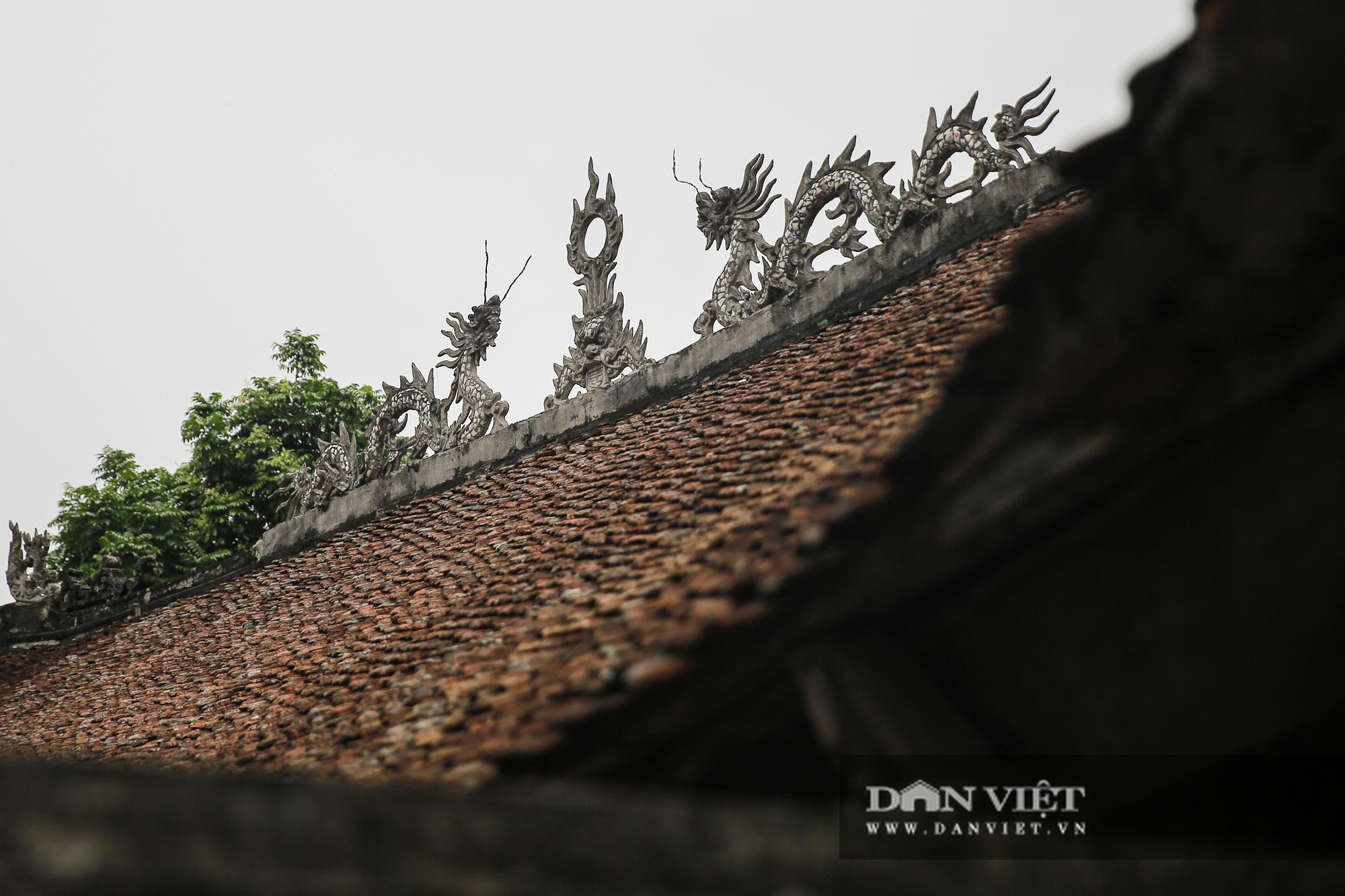 Đình làng cổ gần 200 năm tuổi tại Vĩnh Phúc bị xâm phạm cảnh quan di tích lịch sử  - Ảnh 8.
