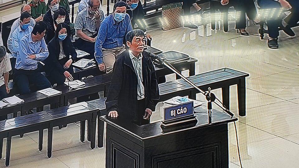 Cựu Chủ tịch Tổng Công ty thép Việt Nam: Trách nhiệm chắc do tòa quyết - Ảnh 1.