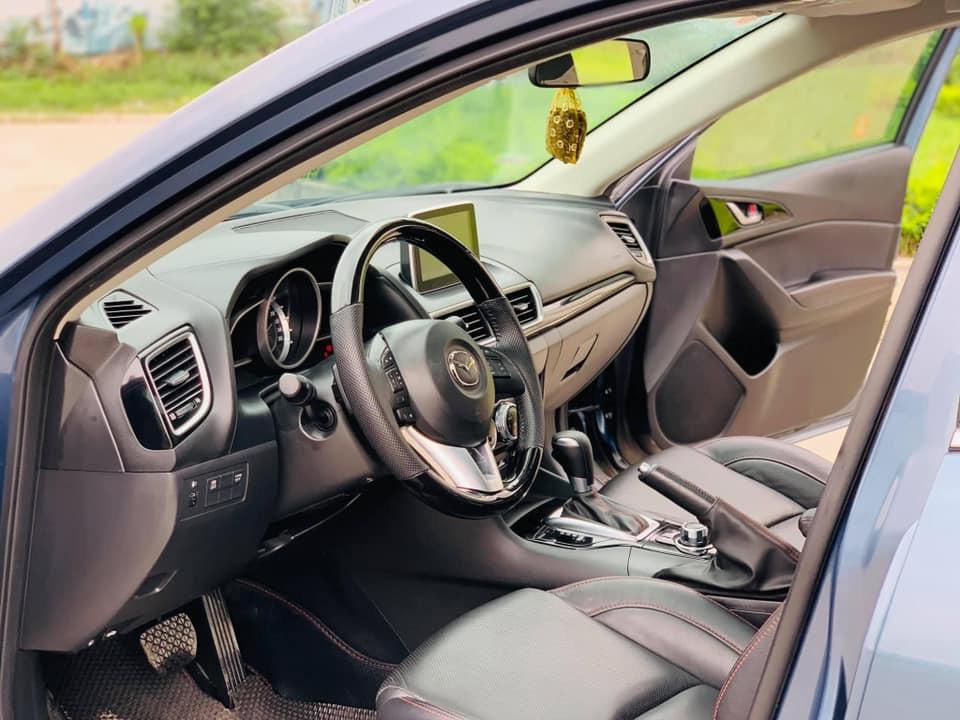 Mazda 3 đời 2015 màu xanh ngọc, chạy chỉ 4 vạn, rao bán giá bất ngờ - Ảnh 3.