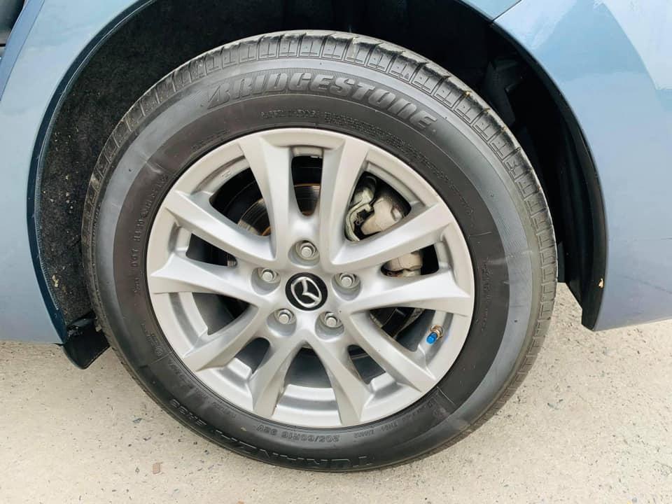 Mazda 3 đời 2015 màu xanh ngọc, chạy chỉ 4 vạn, rao bán giá bất ngờ - Ảnh 6.