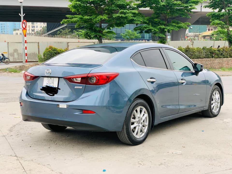 Mazda 3 đời 2015 màu xanh ngọc, chạy chỉ 4 vạn, rao bán giá bất ngờ - Ảnh 1.