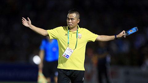 """Sau phát biểu sốc, """"Mourinho Việt Nam"""" chia tay Hồng Lĩnh Hà Tĩnh - Ảnh 1."""