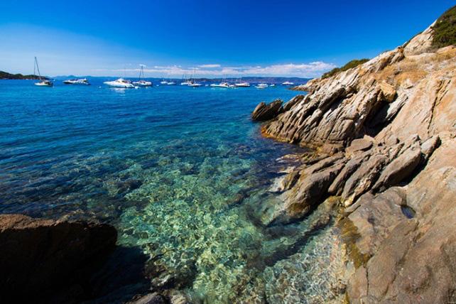 Thiên đường bí mật - đảo khỏa thân Le Levant duy nhất ở châu Âu - Ảnh 2.