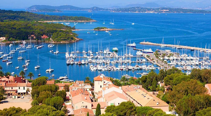 Thiên đường bí mật - đảo khỏa thân Le Levant duy nhất ở châu Âu - Ảnh 3.