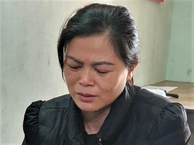 Lời khai của nghi phạm dìm chồng chết ngạt trong chậu nước - Ảnh 1.