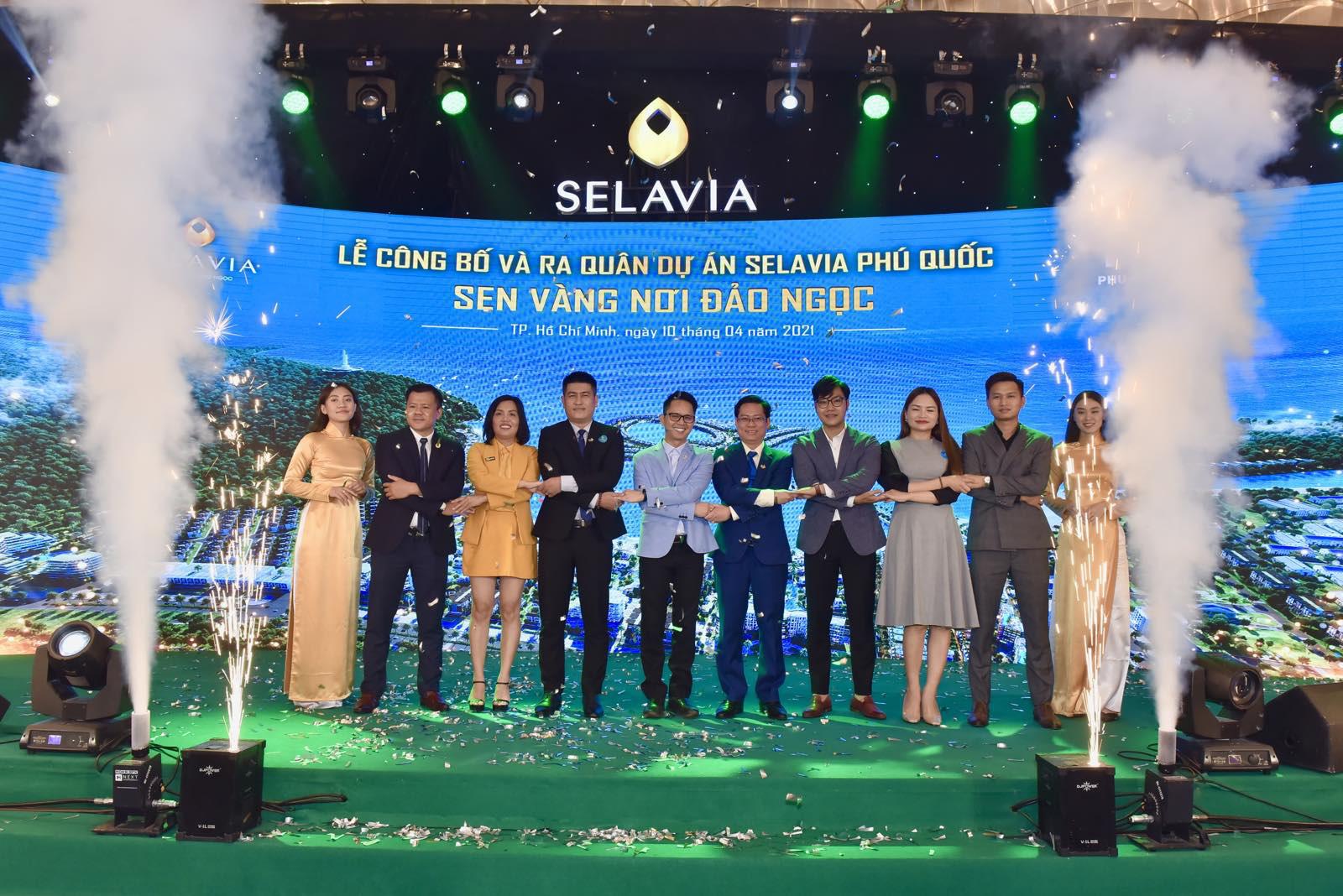 Lễ công bố và ra quân dự án Selavia Phú Quốc  - Ảnh 2.