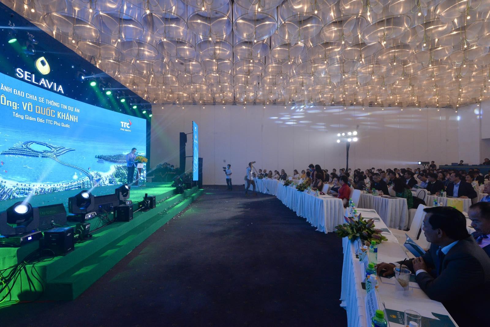 Lễ công bố và ra quân dự án Selavia Phú Quốc  - Ảnh 4.