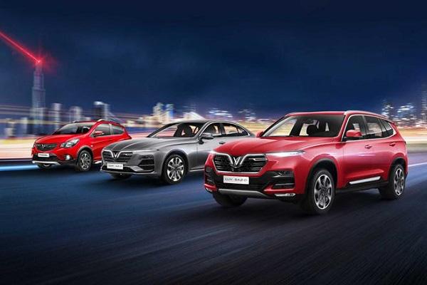 Dẫn đầu các phân khúc, Vinfast bán ra hơn 2000 xe chỉ trong 1 tháng - Ảnh 1.