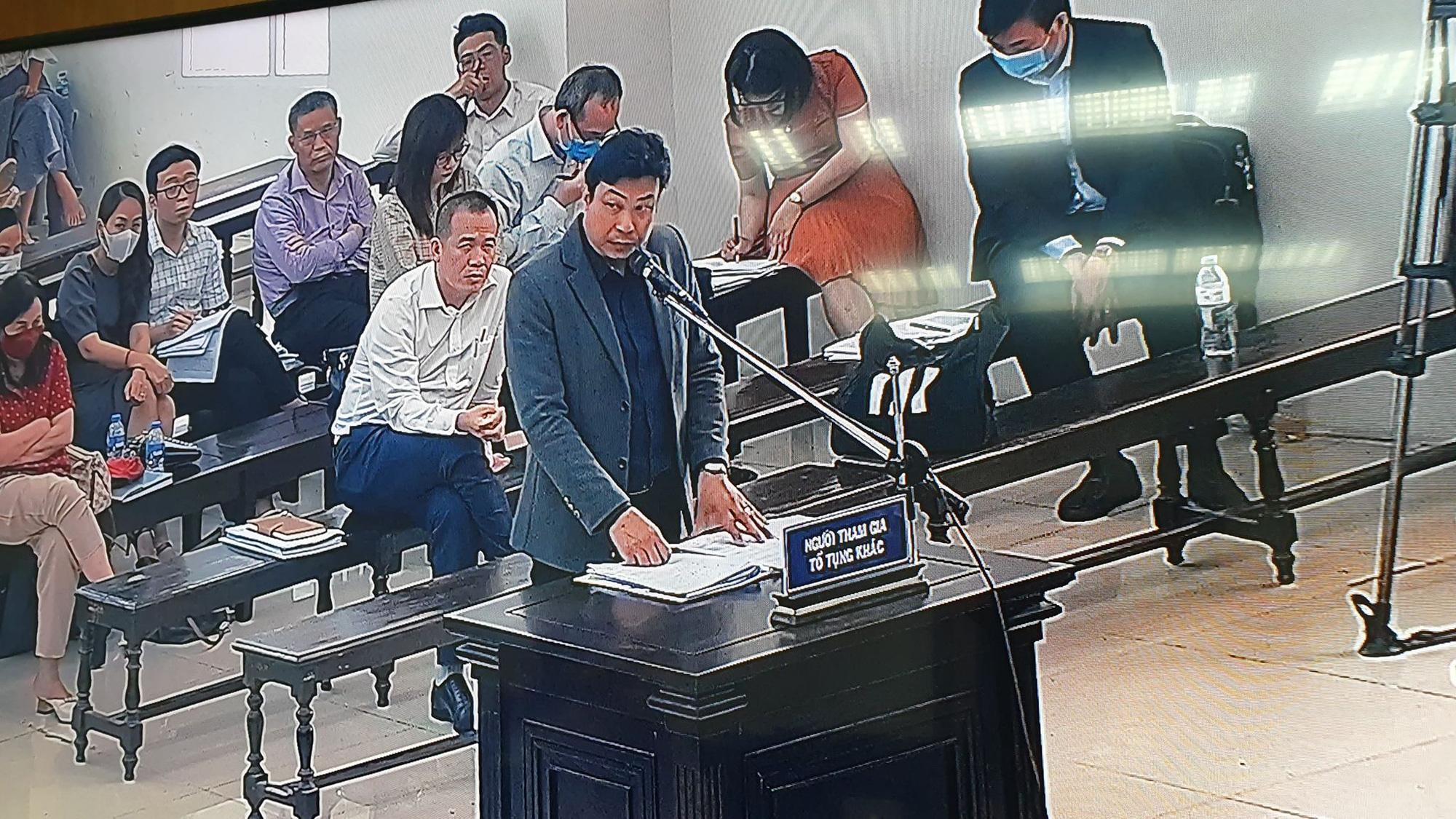 Cựu Chủ tịch Tổng Công ty thép Việt Nam nói không tẩu tán tài sản - Ảnh 2.