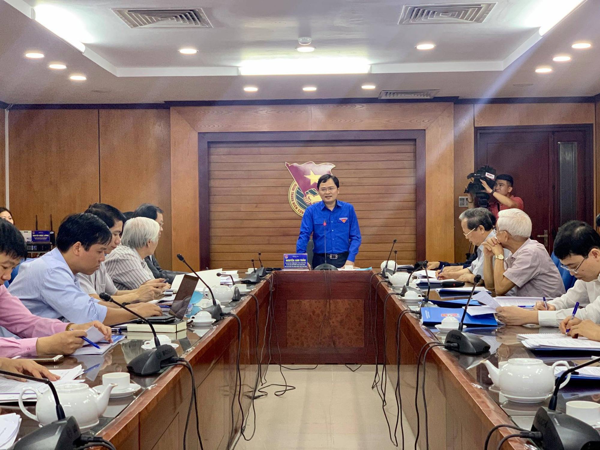 Đề xuất Phó Thủ tướng làm Chủ nhiệm UBQG về Thanh niên - Ảnh 2.