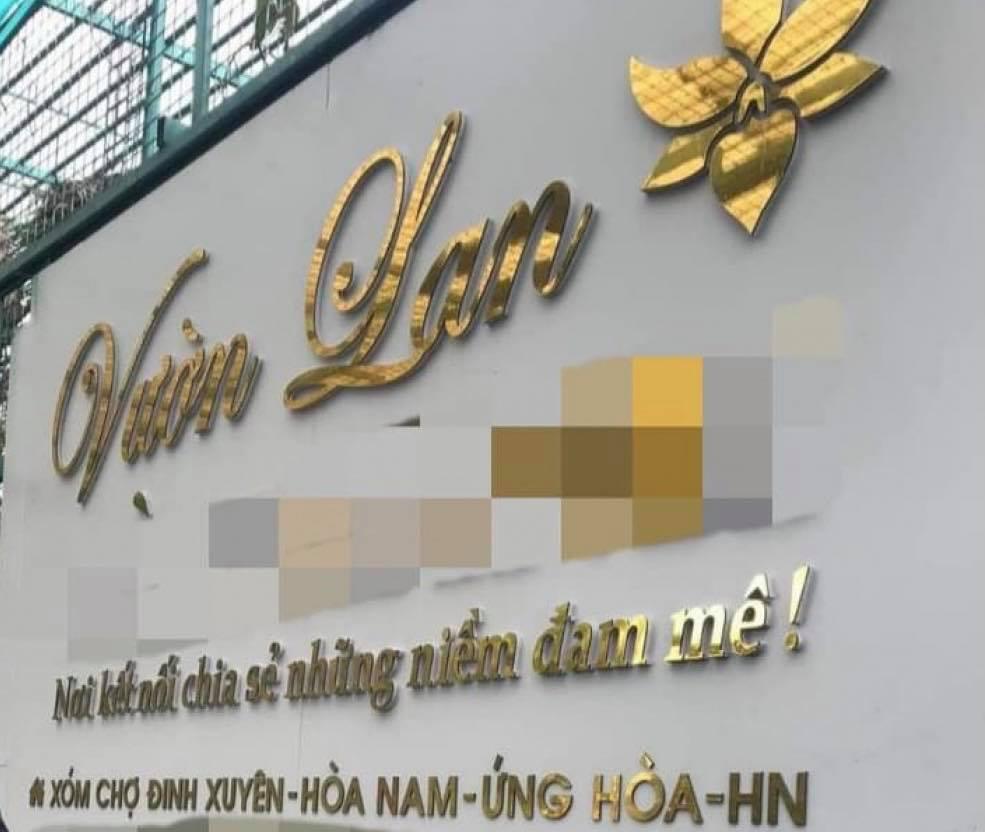 """Công an vào cuộc vụ chủ vườn lan """"ôm"""" tiền bỏ trốn ở Hà Nội - Ảnh 1."""