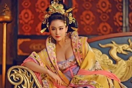 5 hoàng hậu đẹp nhất lịch sử Trung Hoa: Ai số 1? - Ảnh 1.