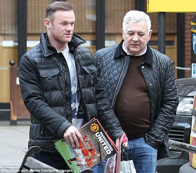 Rooney nâng tầm tên tuổi của