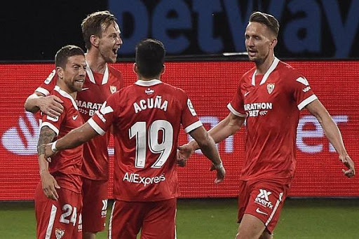 Sevilla coi như chắc suất giành vé dự Champions League.