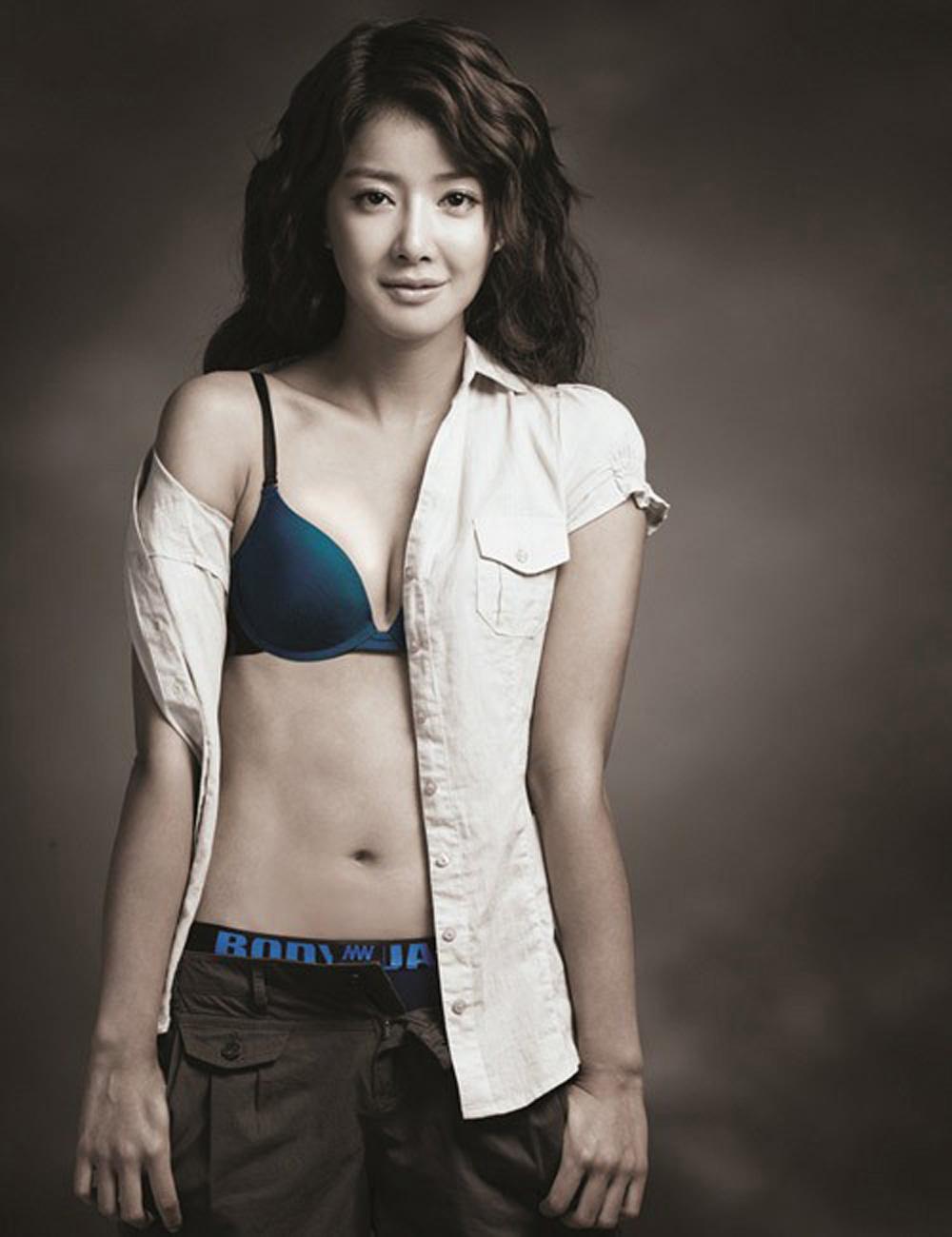 Mỹ nhân màn ảnh Hàn Quốc mê đấm bốc như điếu đổ - Ảnh 4.